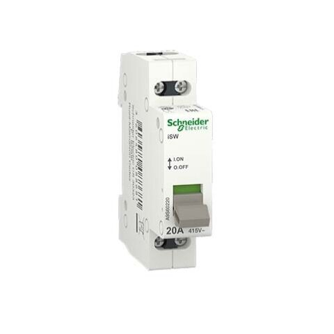 Schneider Interrupteur de commande 20A-ISW- Sans voyant -A9S60220