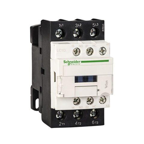 Schneider Contacteur 3P AC-3 440V-32A - bobine 115Vca -LC1D32FE7