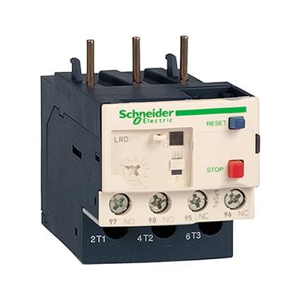 Schneider relais de protection thermique -2.5->4A - classe 10A -LRD08