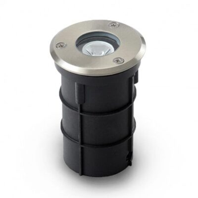 Spot encastrable LED Rond Ø62mm 3W 4000K IP67