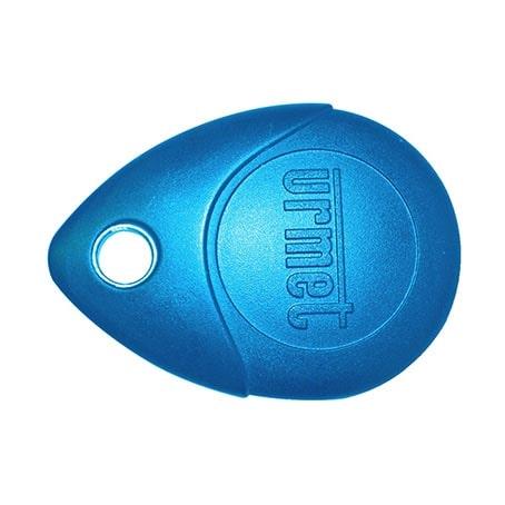 URMET Badge de proximité -Bleu -13.56 MHz -MEMOPROX/B