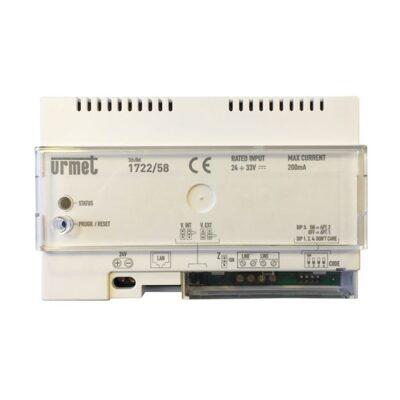 URMET Module transfert d'appel pour Mini Note 2 et Mini Note+ -1722/58