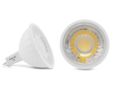 Ampoule LED GU5.3 Spot 5W 6000K 75°
