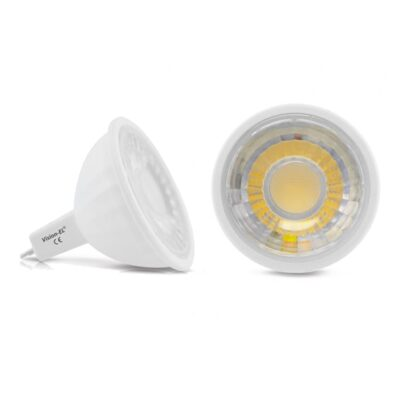 Vision-El Ampoule LED GU5.3 Spot 6W Dimmable 4000K 38D -40W -78671