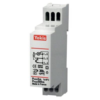 YOKIS Minuterie Modulaire 500W - MTM500M