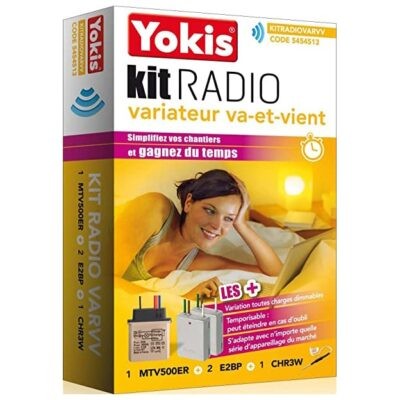 YOKIS Yokis kit radio variation va-et-vient - KITRADIOVARVV