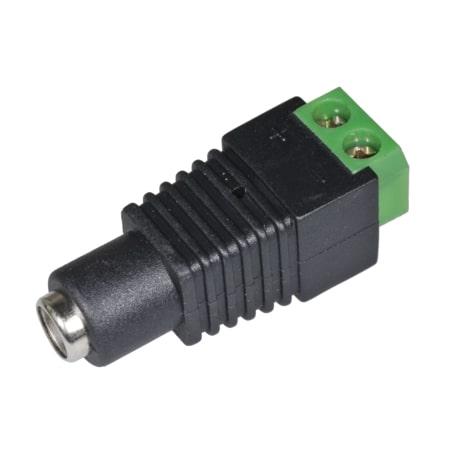 Connecteur Dc Ø5.5/Ø2.1 Femelle