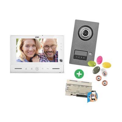 Kit vidéo Note 2 - transfert d'appel sur smartphone Call Me inclus