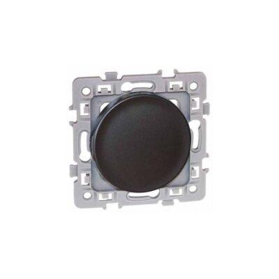 Obturateur anthracite Square 1 poste - Vulcain - 60376