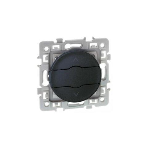 Interrupteur de volets-roulants 3 positions Square - Vulcain - 60316