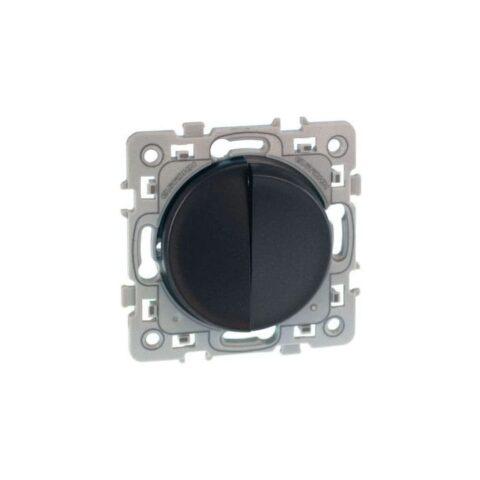 Interrupteur Va-et-vient 10AX et Poussoir 10A - 60316