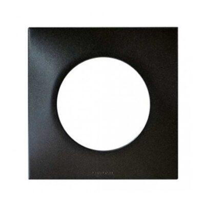 Plaque carrée monobloc Square