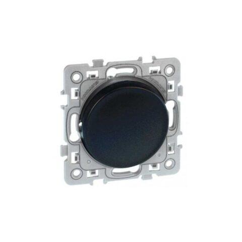 Poussoir à fermeture 10A - 1 poste - Square - Vulcain - 60302