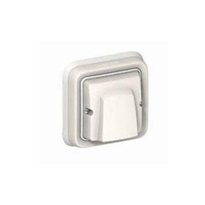 Sortie de cable 16A OXXO - blanc encastré IP55 - 60899