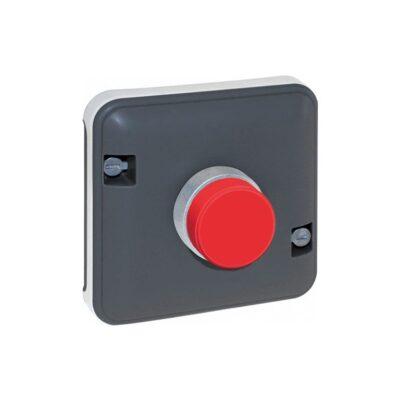 Voyant rouge composable GRIS IP55