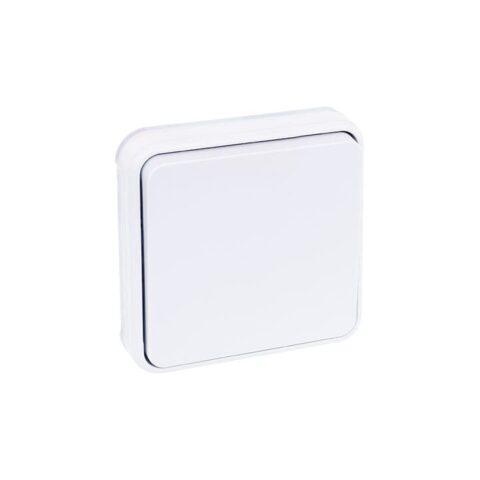 Va-et-vient - 1 poste - 10A - Blanc - Oxxo - 60888