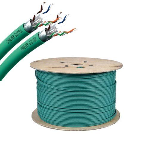 Câble informatique U/FTP CAT6A 2X4Paires - VDICD12X228 - ( au mètre)